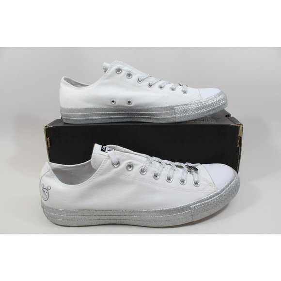 Men's Chuck Taylor All Star OX White 162238C